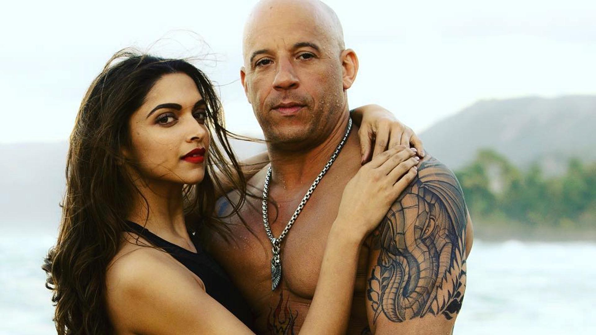 Deepika Padukone and Vin Diesel_WedingAffair