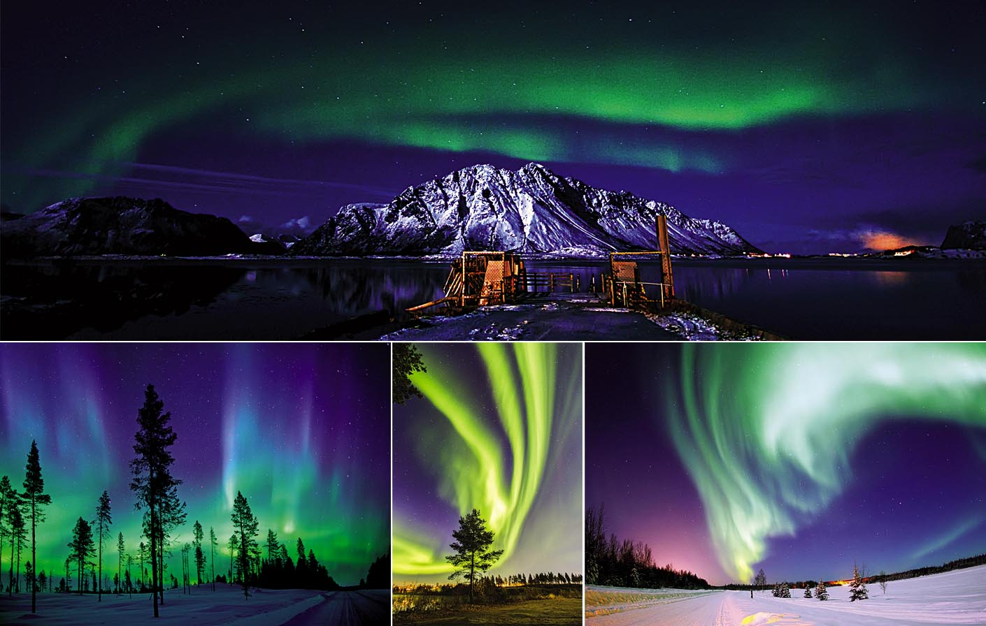 The Aurora Of The North
