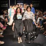 Lakme Fashion Week-Sanya Malhotra
