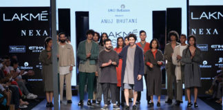 Lakme Fashion Week-Jim Sarbh