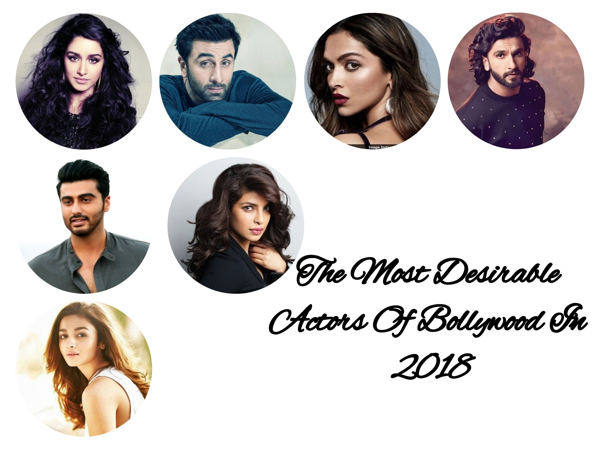 The Most Desirable Actors Of Bollywood In 2018 - Wedding Affair