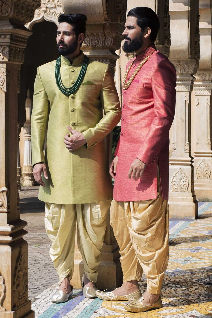7 Things Grooms Go Through While Selecting A Sherwani Wedding Affair