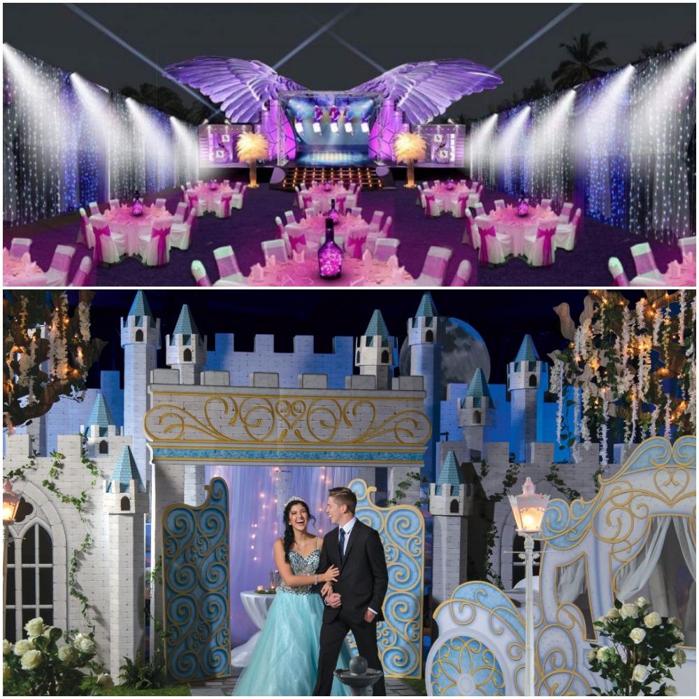 Fairytale theme