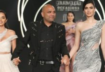 Designer Gaurav Gupta Showcasing collection @ FDCI India Couture Week 2019 (32)