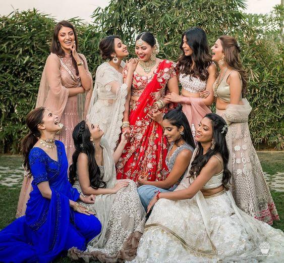Alia and friends