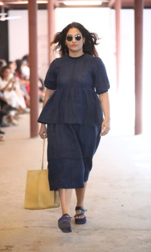 Collection by LOVEBIRDS showcased at FDCI LMIFW SS'20 (9)