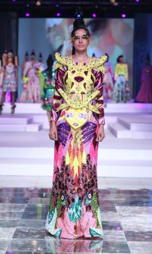 Collection by Manish Arora showcased at FDCI LMIFW SS'20 (3)