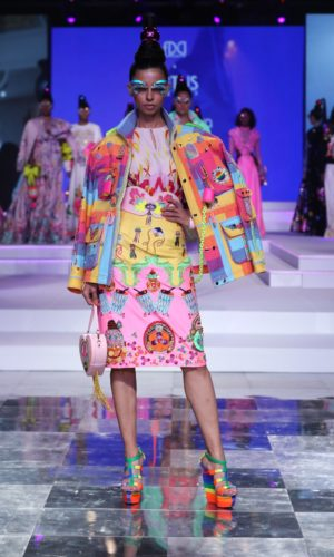 Collection by Manish Arora showcased at FDCI LMIFW SS'20 (5)