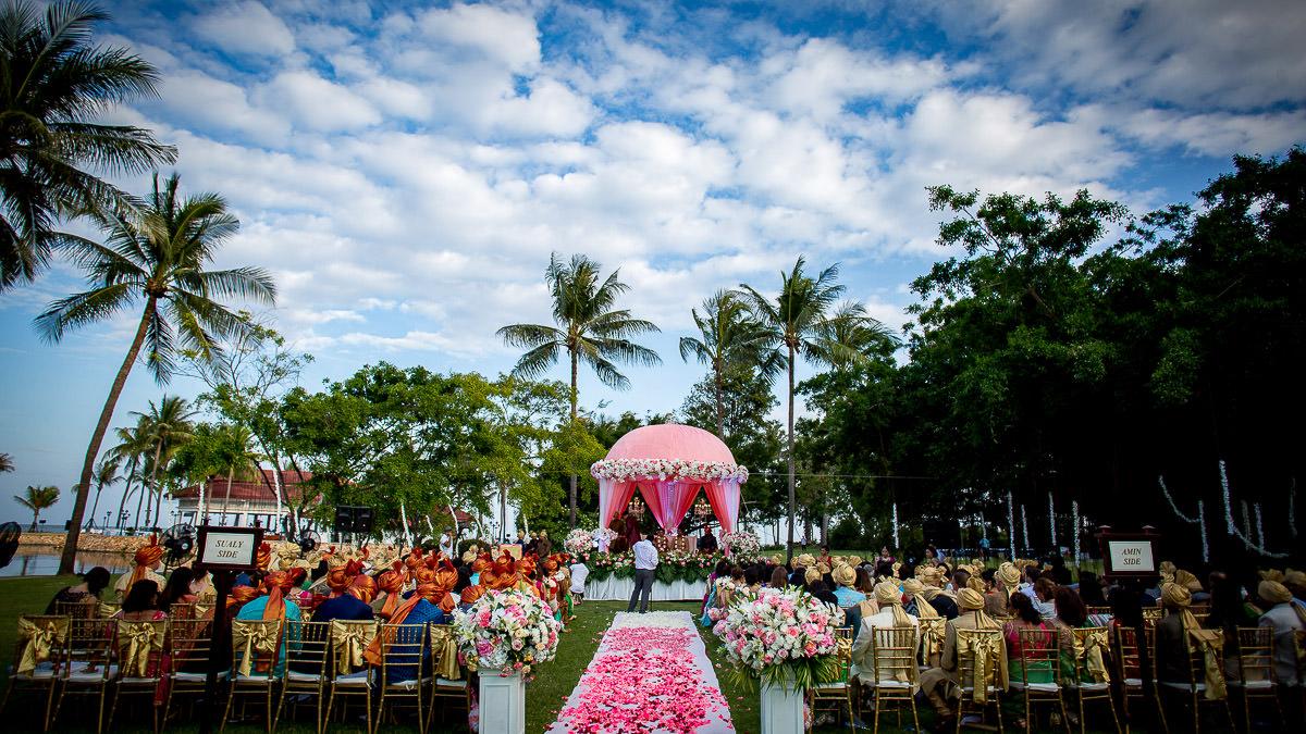 An Indian Wedding In Thailand