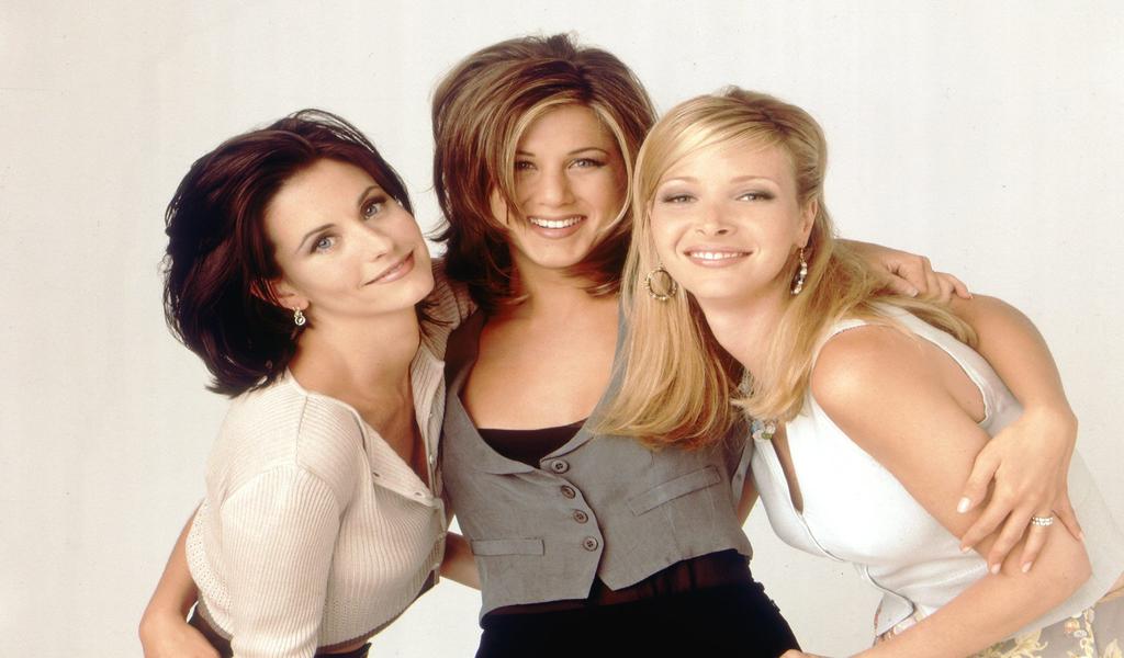 Monica, Rachel And Phoebe